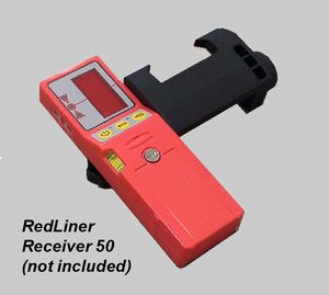 Spot-On RedLiner L2 P5 Cross Point Laser Level Set Cross & Multi Line Lasers