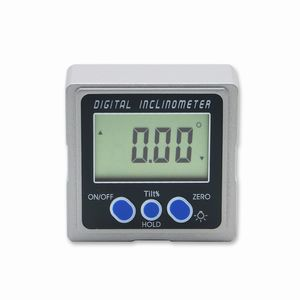 Spot-On Mini Digital Inclinometer 0.05° Magnetic w/Backlight Digital Inclinometers