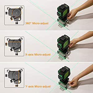 Mini Tripod Base 3D 360 Wall Mounts & Brackets