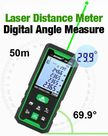Spot-On Green Beam Laser Distance Meter 50m : Laser Distance Meters