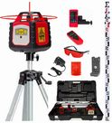 Spot-On Rotary Laser Level 300 Int/Ext HVP Portable Levelling Kit - Promotion : Rotary Lasers