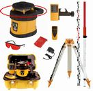 Fukuda Laser FRE205 Rotary Laser Level 600 Groundworks Set - Promotion : Rotary Lasers