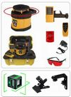 Spot-On Rotary Laser Level 200 HDG + Multi Line 3G Combi-Set - Promotion : Rotary Lasers