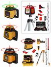 Spot-On Rotary Laser Level Range : Rotary Lasers