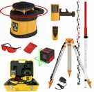 Spot-On Rotary Laser Level 200 HDG GroundWorks Pro Set - Promotion : Rotary Lasers